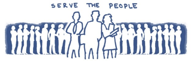 2014-09-02 - DM - Serve The People